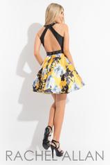 4198 Black/Yellow back
