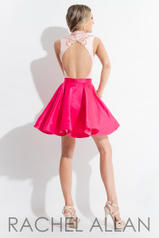 4206 Blush/Fuchsia back