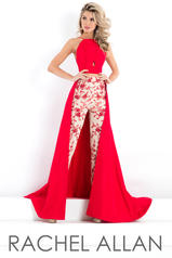 5980 Red/Nude front