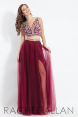 6118 Rachel ALLAN Long Prom