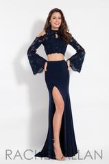 6186 Rachel ALLAN Long Prom