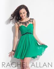 6635 Emerald/Black front