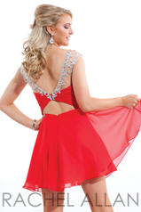 6635 Red/Silver back