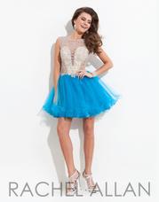 6640 Rachel ALLAN Short Prom
