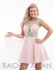 6645 Rachel ALLAN Short Prom