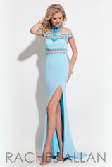 7097 Rachel ALLAN Long Prom