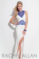 7136 Rachel ALLAN Long Prom