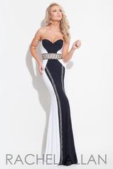 7156 Rachel ALLAN Long Prom