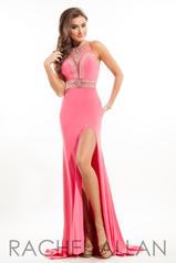 7218 Rachel ALLAN Long Prom