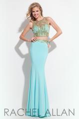 7252 Rachel ALLAN Long Prom