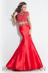 7258 Rachel ALLAN Long Prom