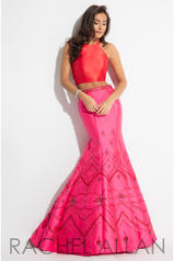 7502 Red/Fuchsia front