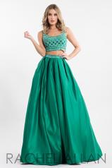 7505 Rachel ALLAN Long Prom