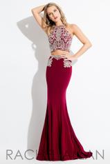 7569 Rachel ALLAN Long Prom