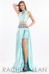 7606 Rachel ALLAN Long Prom