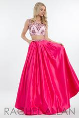 7618 Rachel ALLAN Long Prom