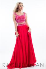 7637 Rachel ALLAN Long Prom