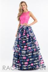 7653 Rachel ALLAN Long Prom