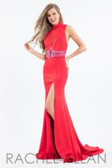7662 Rachel ALLAN Long Prom