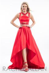 7668 Rachel ALLAN Long Prom