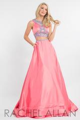 7676 Rachel ALLAN Long Prom