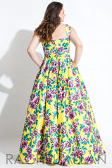 7802 Yellow/Lilac back