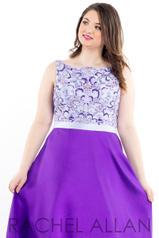 7835 Lilac/Purple detail
