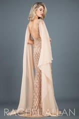 8281 Nude/Champagne back