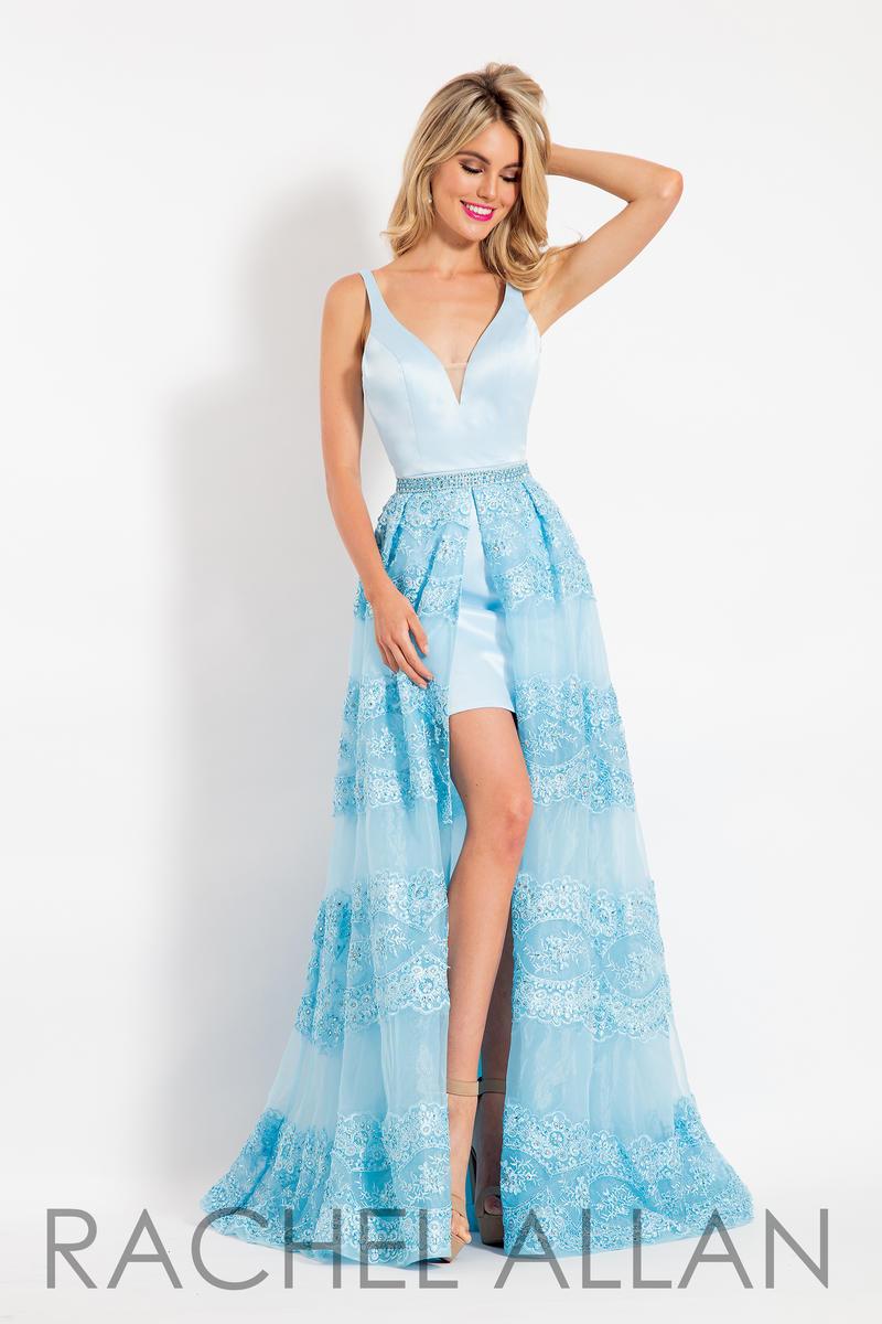 Rachel Allan Prom 6159 Rachel ALLAN Long Prom Bella Boutique ...