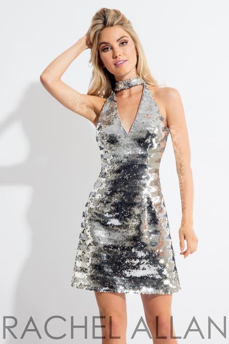 Rachel Allan Short Dresses