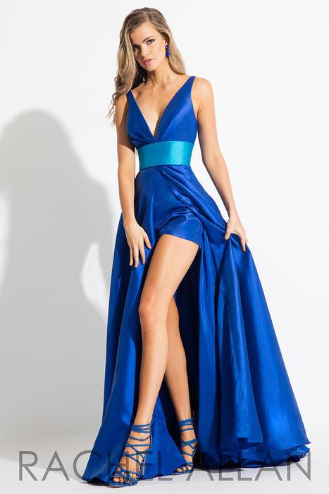 Rachel ALLAN Long Prom