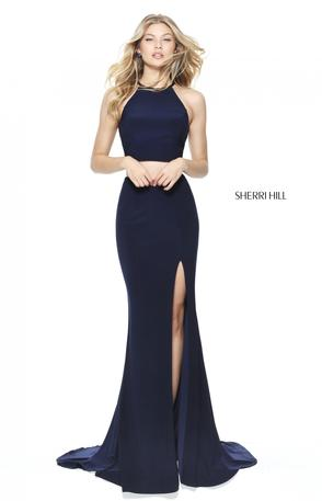 Sherri Hill Two Piece Knit Jersey Value