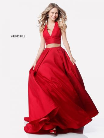 2016 Sherri Hill Homecoming Dress