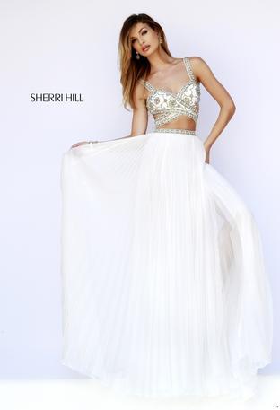 Sherri Hill Dresses as seen on SherriHill.com Sherri Hill 11248 ...
