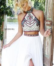 50075 Ivory/Multi front