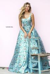50790 Blue Print detail
