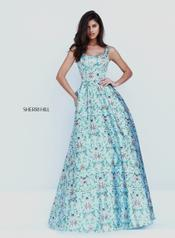 50790 Blue Print front