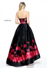 51055 Black/Red Print back