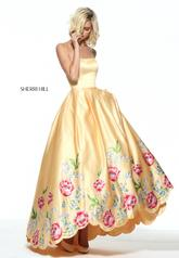 51139 Yellow Print front