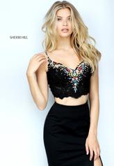 51191 Black/Multi detail