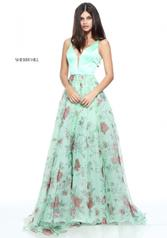 51211 Green Print front