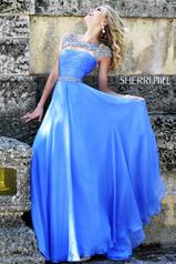 11181 Blue/Silver front