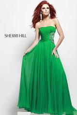 1538 Strapless Long