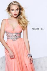 Sleeveless Chiffon Jeweled