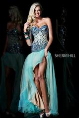 21024 IN STOCK   Sherri Hill WAS $650