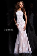 21028 Mermaid Open Back