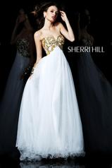 21090 Long Strapless
