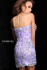 2974 Lilac/Silver back