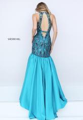 50111 Turquoise back