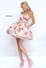 50116 Ivory/Pink front